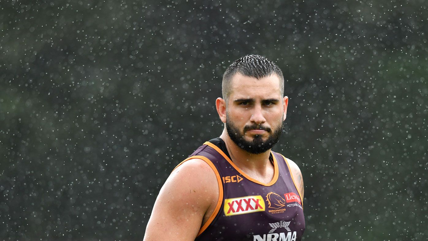 Brisbane Broncos' million-dollar man's race against time