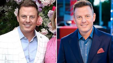 Ben Fordham lost 15 kilos after being inspired by Australian Ninja Warrior to improve his health and fitness.