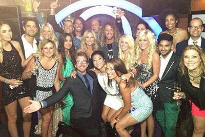 @mikkaylamossop: 'The best season yet!! #bbau #bb13 #housemates #finale #bbfinale.'