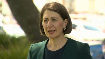 NSW Premier Gladys Berejklian.