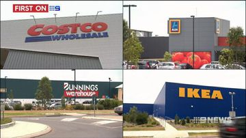VIDEO: The Sydney suburbs Costco is eyeing off for new stores