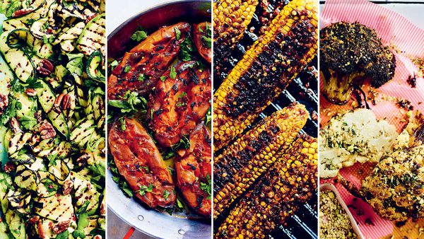 Luke Hines Barbecue This! cookbook vegetable recipes