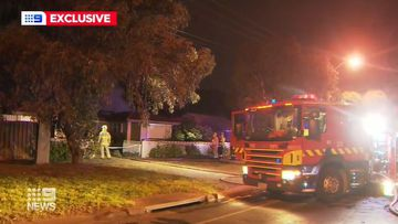 Adelaide house fire investigated