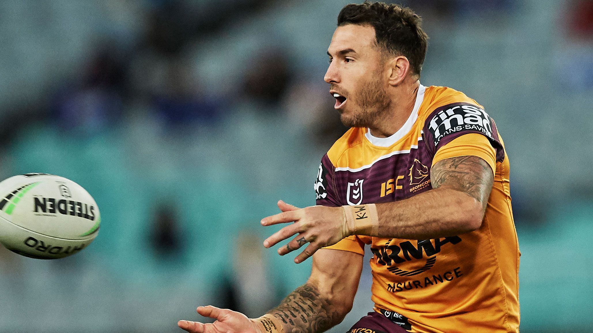 Darius Boyd has had an up and down season for the Broncos.