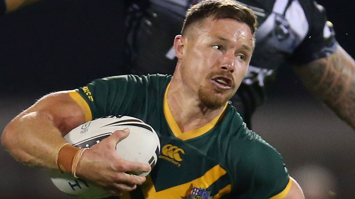 Rabbitohs star Damien Cook ready to put hard sell on Test teammate Tyson Frizell