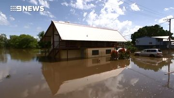 Daly River residents to return home as floodwaters recede