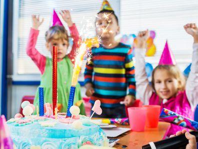 Jamila Rizvi and Tom Rehn debate why invitations aren't allowed in the school yard.