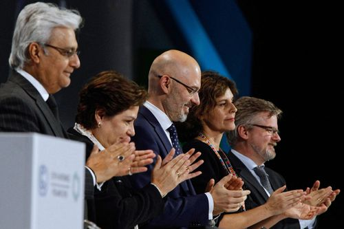 The talks in Poland took place against a backdrop of growing concern among scientists that global warming on Earth is proceeding faster than governments are responding to it.