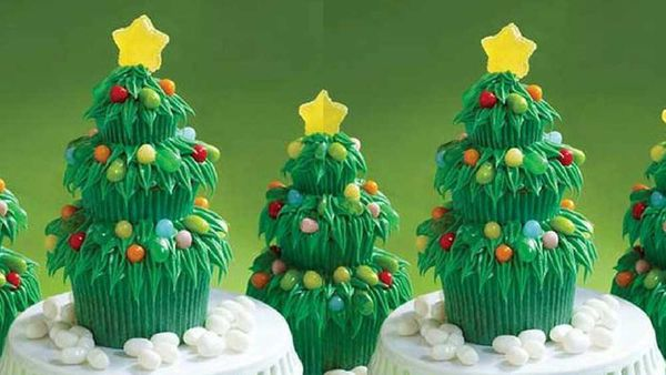Jelly Belly Christmas tree