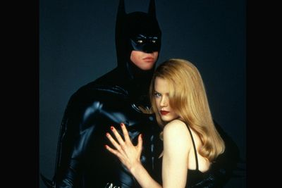Nicole Kidman as Dr Chase Meridian in Batman Forever (1995)