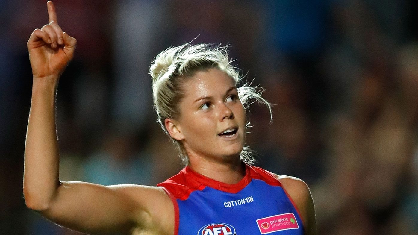 AFL reaches settlement with Katie Brennan over AFLW ban