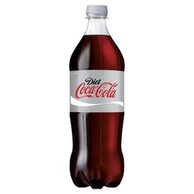 <strong>Diet Coca-Cola</strong>
