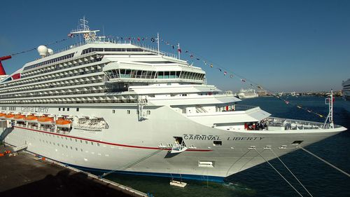 Australian woman reportedly raped on Carnival Cruise ship in Caribbean