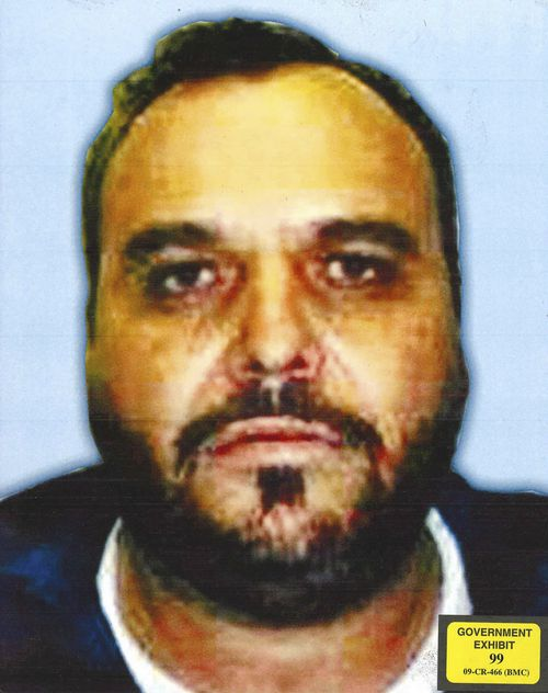 """Once a top lieutenant in drug lord Joaquin """"El Chapo"""" Guzman's cartel, Jesus Zambada is now a cooperating witness."""