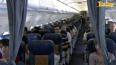 Less people will be allowed on planes, which means airfares are likely to increase.
