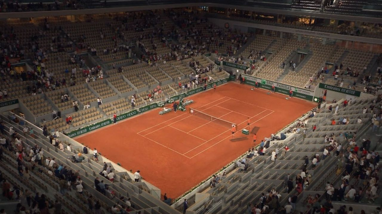 'Shambles' mars Djokovic's Roland-Garros quarter final victory over Matteo Berrettini