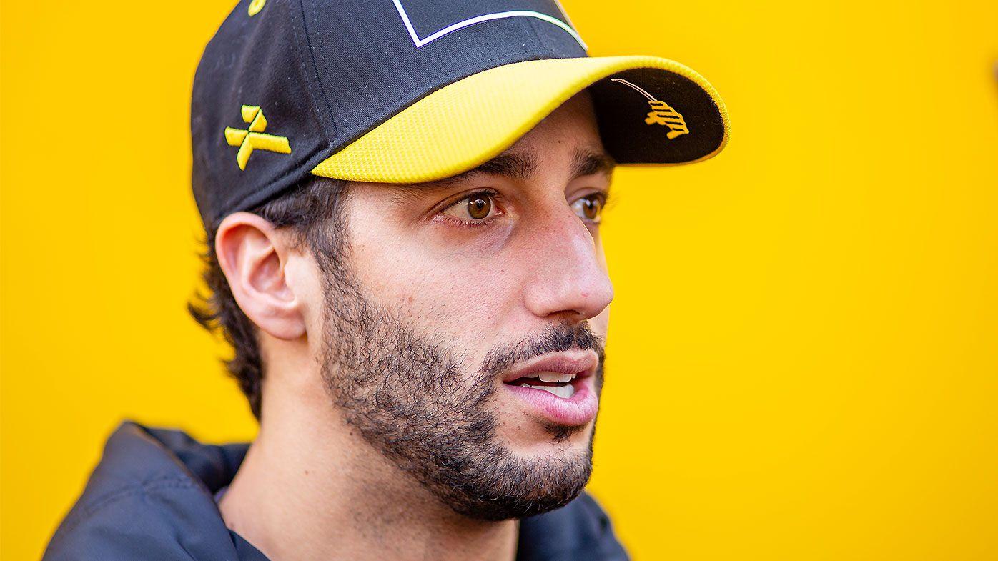 Renualt team boss takes thinly-veiled swipe at Daniel Ricciard amid impending exit