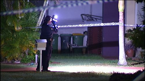Police are investigating after a shooting in Victoria Point. (9NEWS)