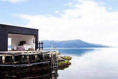 Satellite Island, Tasmania