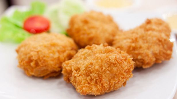 Deep frying food not linked to heart attack
