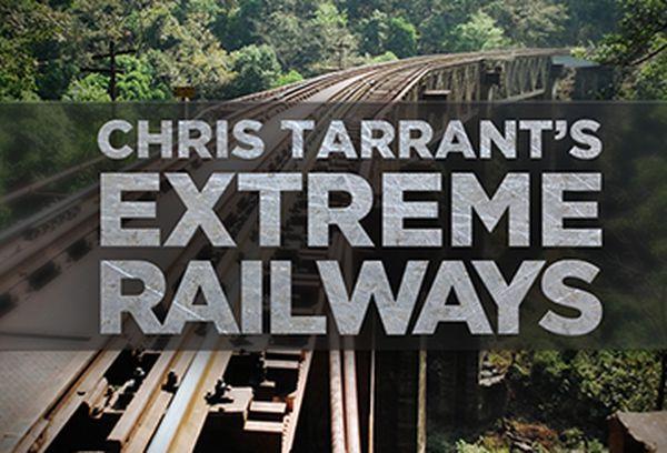 Chris Tarrant Extreme Railways