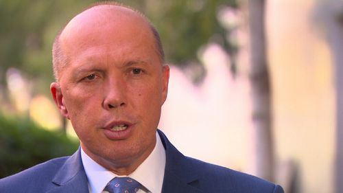 Home Affairs Minister Peter Dutton said police shared intelligence on drug smuggling with neighbouring Pacific countries.