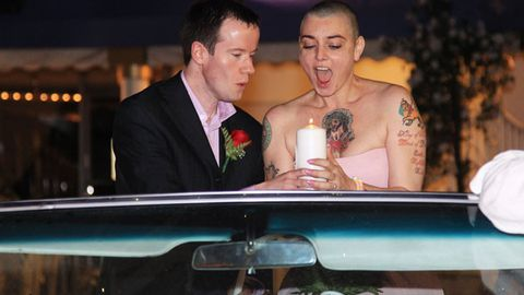 Move over, Kardashian: Sinead O'Connor ends marriage after 16 days
