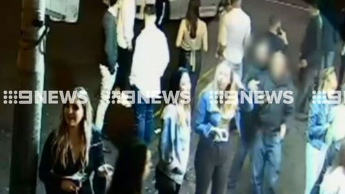Shane Boyle was assaulted in the early hours of July 30. (9NEWS)