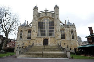 <strong>St George's Chapel, Windsor Castle</strong>