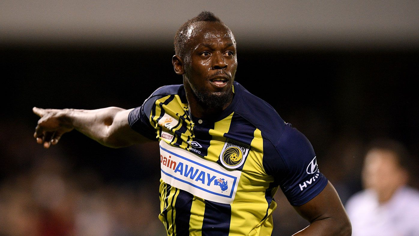 Bolter: EA Sports ready to make Bolt number one on FIFA19