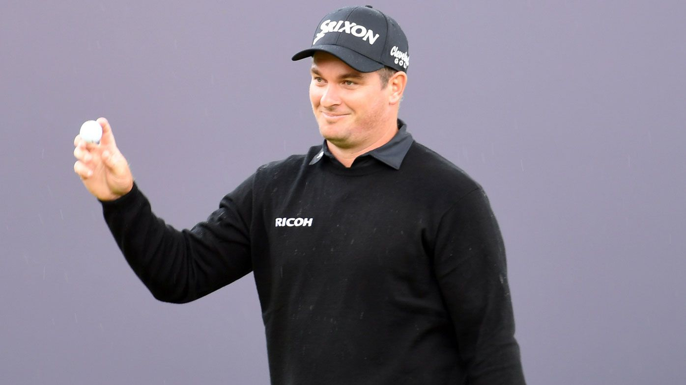 New Zealand golfer Ryan Fox shoots lowest-ever back nine at The Open
