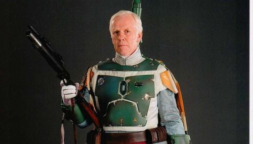 Jeremy Bulloch played the original Boba Fett in the 80s.