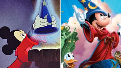 Fantasia (1940) - Fantasia 2000 (1999)