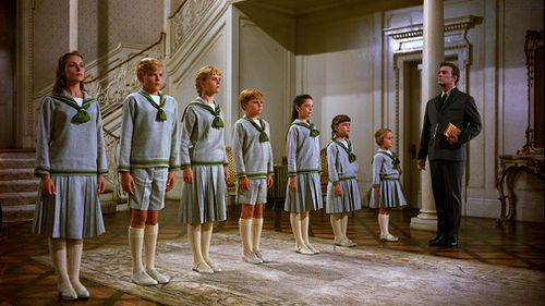 Menzies-Urich was 14 when she landed the role of Louisa. (20th Century Fox)