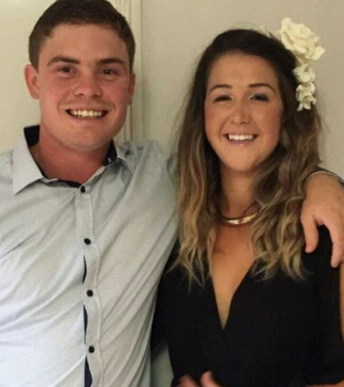 Ayla Cresswell's life could be changed forever today if a Queensland judge grants her the permission to undergo IVF treatment using the sperm of her dead partner Joshua Davies. Picture: Facebook.