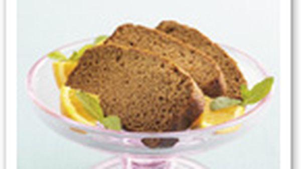 Moist gingerbread loaves