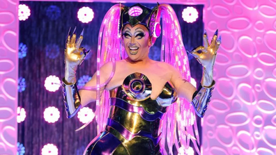 The competition is heating up on 'Rupaul's Drag Race Down Under'.