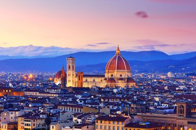 Naples to Florence