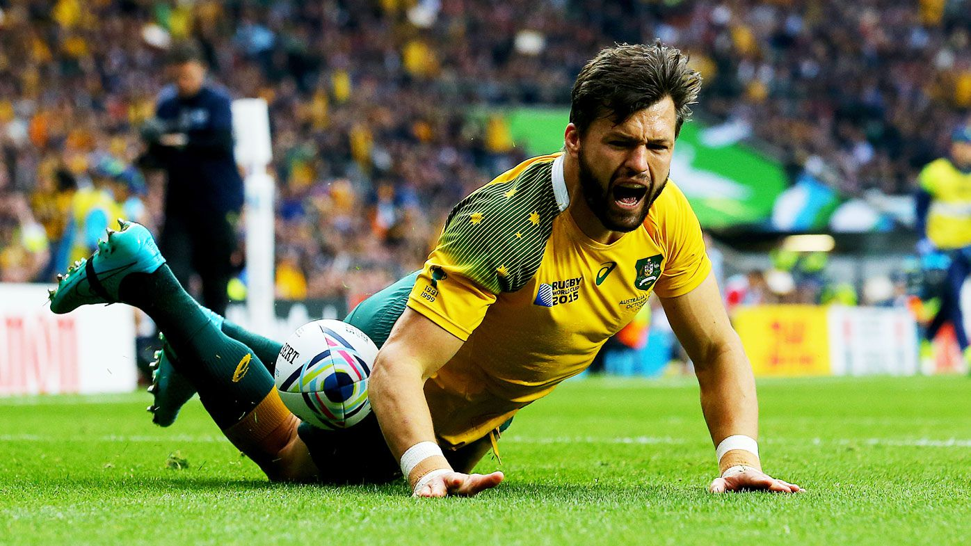 Ashley-Cooper joins Wallabies in Japan for Spring Tour