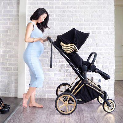 "Baby love: Jaime Lee, mamma and founder of <a href=""https://www.instagram.com/ThePaperBunny/?hl=en"" target=""_blank"">@thepaperbunny</a>"