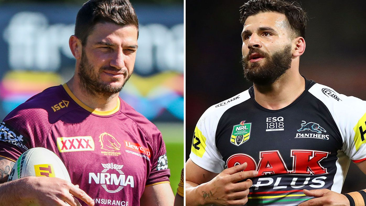 Matt Gillett and Josh Mansour