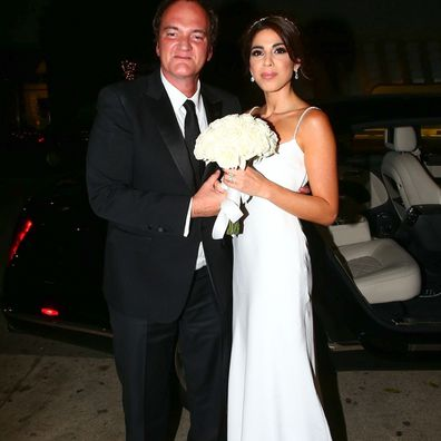 Quentin Tarantino marries Daniella Pick.