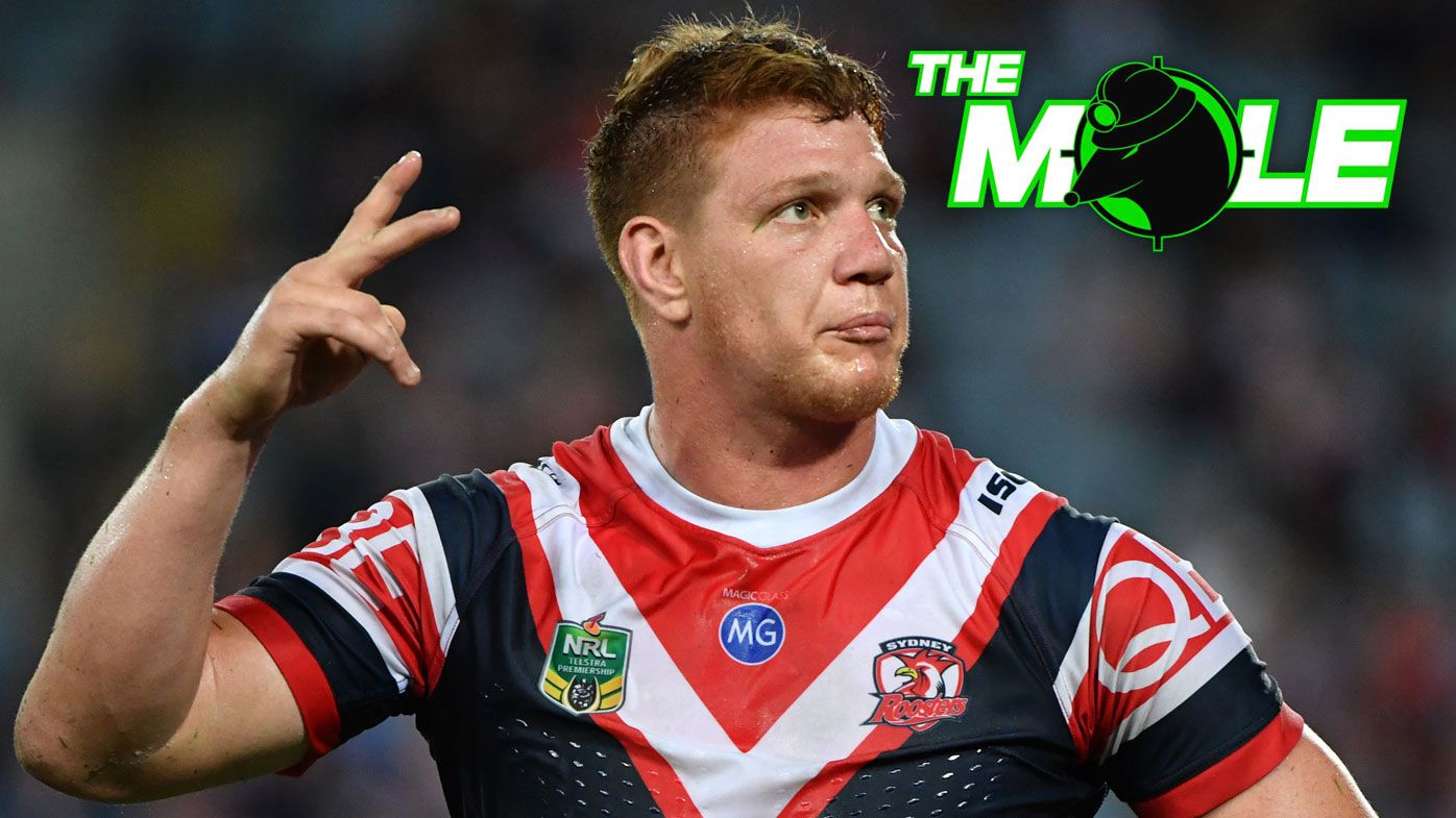 The Mole: No Roosters tears for Dylan Napa, Manly players eye NFL switch