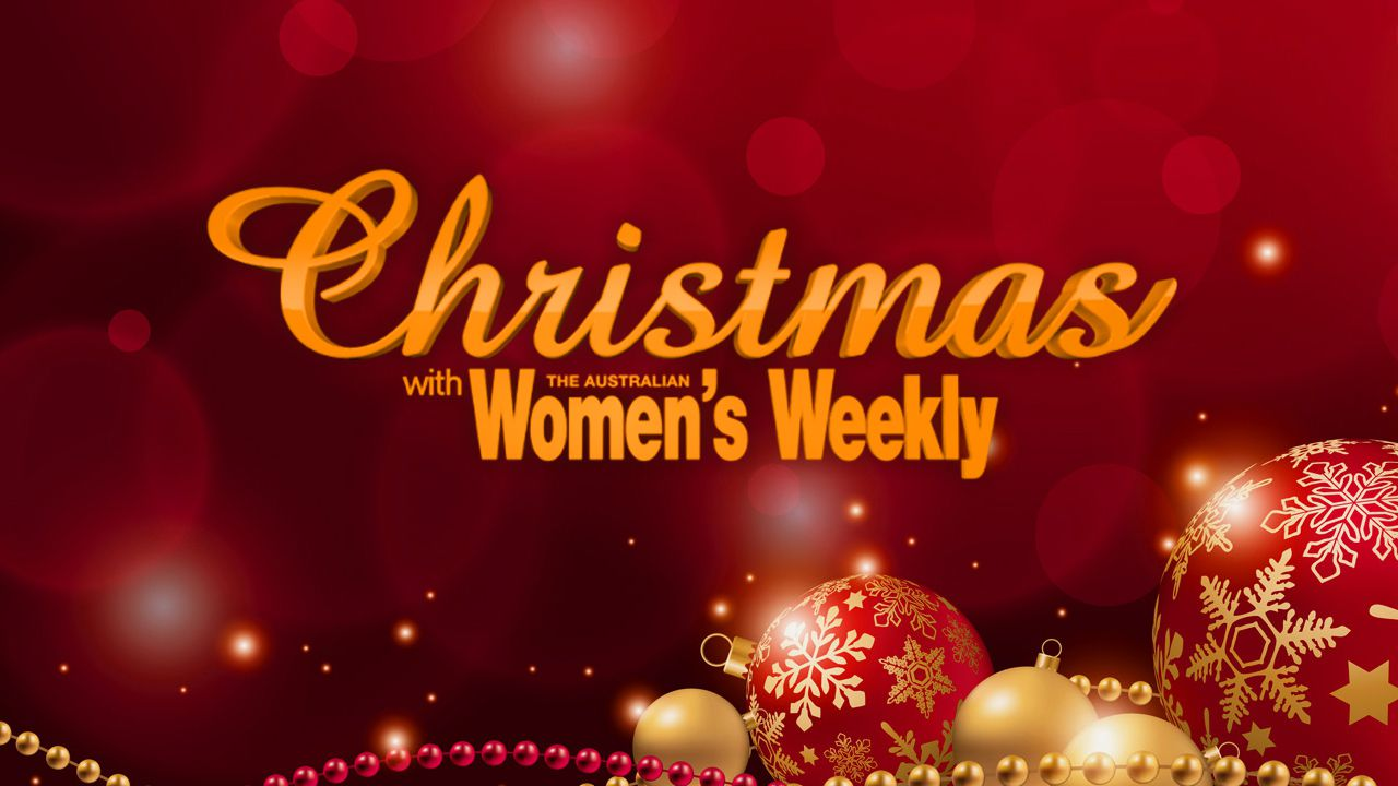 9a0ee17262fb Christmas With The Australian Women's Weekly