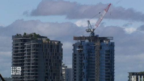 The surprise boom is coming in mid-rise developments, driven by Sydney and Melbourne's investment.