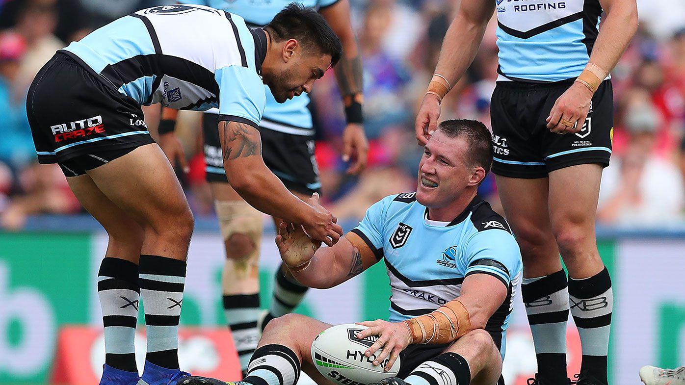 Sharks Shaun Johnson backs Paul Gallen for NRL comeback