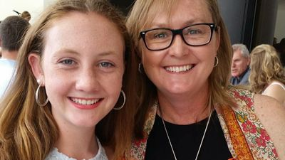 A shock cervical cancer diagnosis changed this mum's life