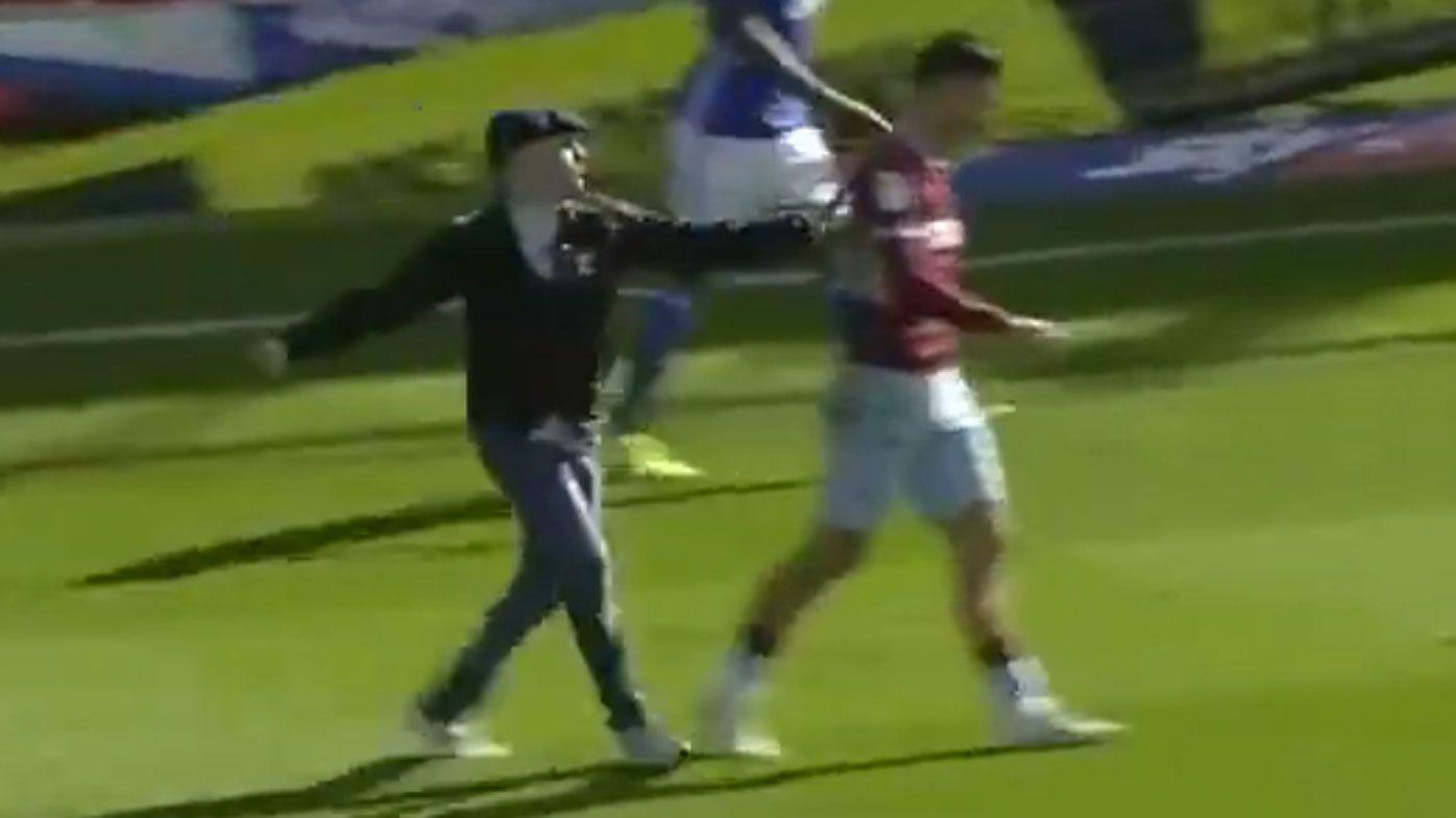 'Players aren't safe': Is British football returning to dark days of hooliganism?