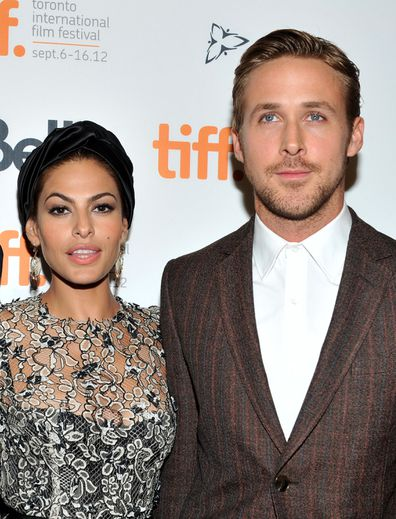 Eva Mendes, McHappy Day 2020, interview, Ryan Gosling, The Place Beyond The Pines, premiere, Toronto International Film Festival, 2012