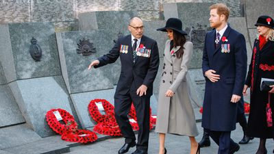 Harry and Meghan observe ANZAC Day, 25 April